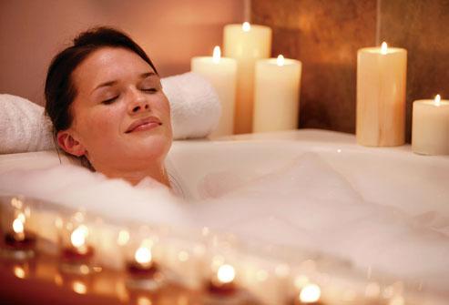 relaxační koupel 2