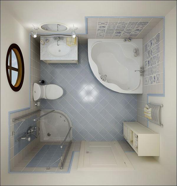 malá koupelna