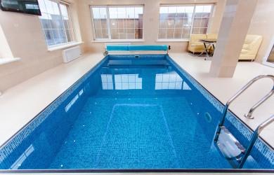 Bazén v domě