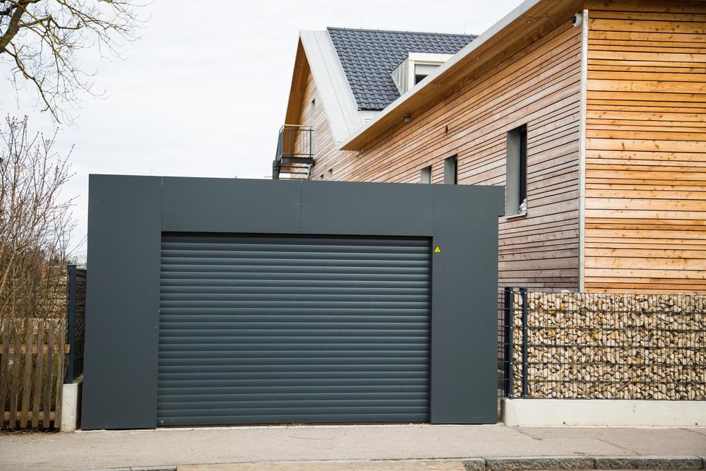 Roletová garážová vrata