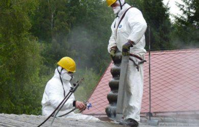 Odstranění azbestu